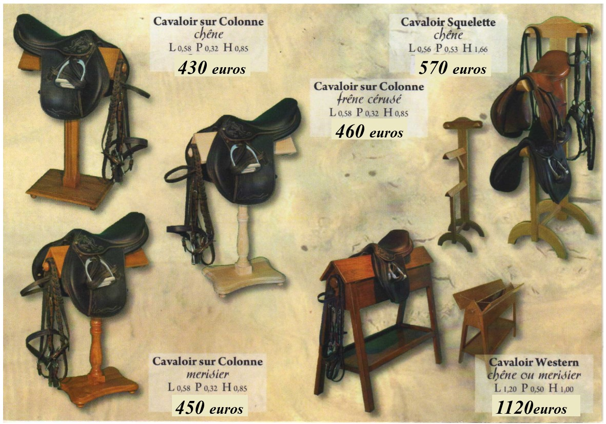 Catalogue cavaloirs 1
